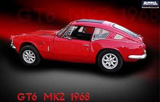 GT6 MK2 1968