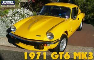 1971 Gt6 Mk3