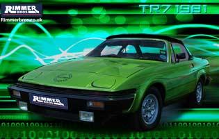 TR7 1981