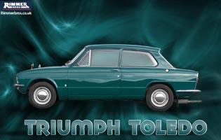 Triumph Toledo
