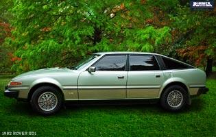 1982 Rover SD1