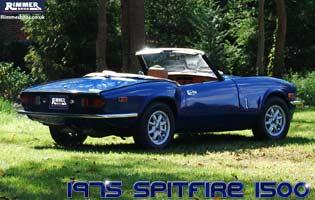 1975 Spitfire 1500