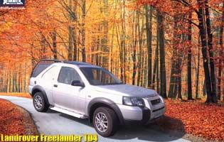 Landrover Freelander TD4