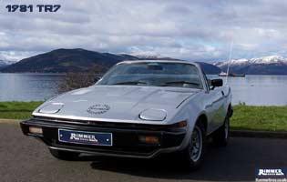 1981 TR7