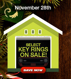 Key Rings Sale