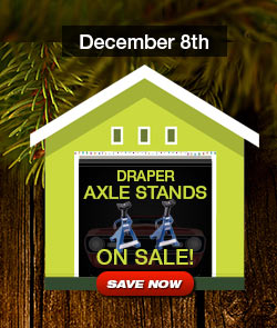 Draper Axle Stands Sale