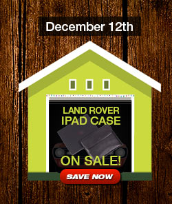 Land Rover IPAD Case