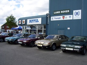 Rover SD1 Club