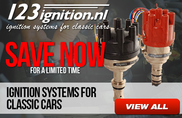 123 Ignition - Ignition systems for classic cars - Save Now for a limited time