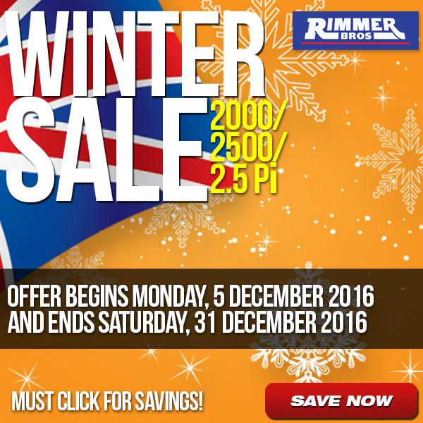 Winter Sale 2000/2500/2.5Pi