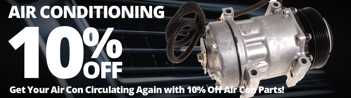 10% Off Selected Air Conditioning