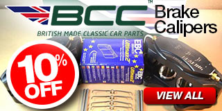 10% Off BCC Brake Calipers