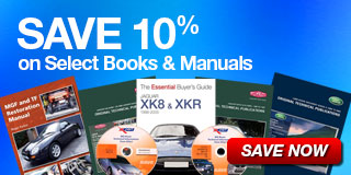 Save 10% On Select Books and Manuals