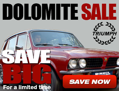 Triumph Dolomite Sale