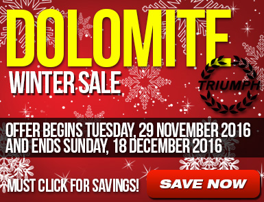 Winter Sale Dolomite