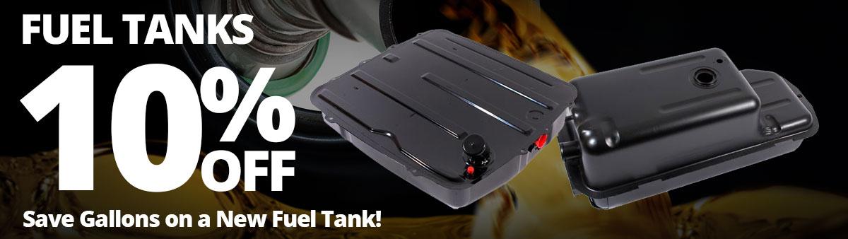Fuel Tanks Sale