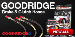 Goodridge Brake and Clutch Hoses