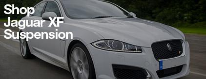 Jaguar XF Suspension