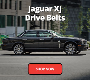 Jaguar XJ Drive Belts