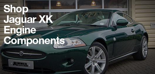 Jaguar XK Engine Components