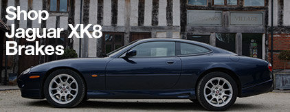 Jaguar XK8 Brakes