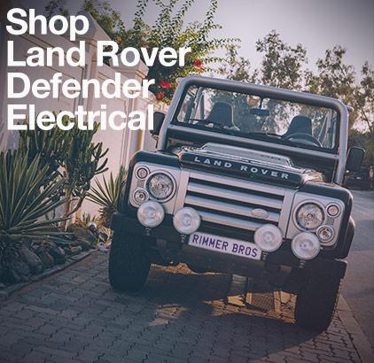 Land Rover Defender Electrical