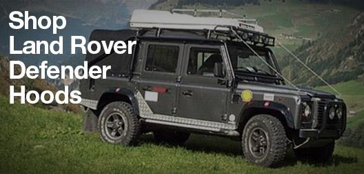Land Rover Defender Hoods