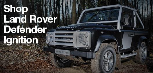 Land Rover Defender Ignition