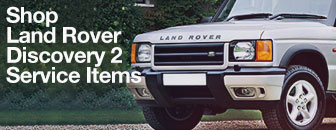 Land Rover Discovery 2 Seervice Items
