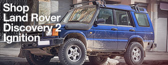 Land Rover Discovery 2 Ignition