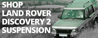 Land Rover Disconvery 2 Suspension