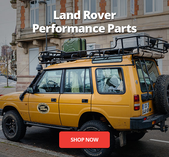 Land Rover Performance Enhancements