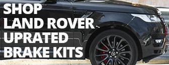 Land Rover Uprated Brake Kits