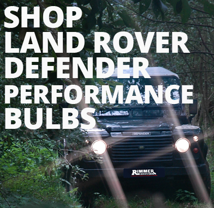 Land Rover Defender Performace Bulbs