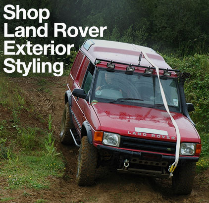 Land Rover Exterior Styling
