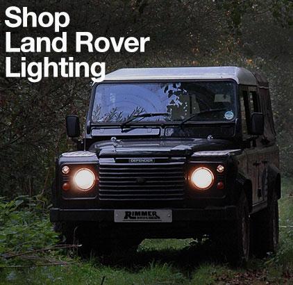 Land Rover Lighting
