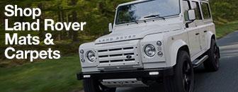 Land Rover Mats and Carpets