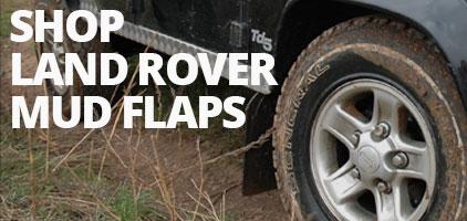 Land Rover Mudflaps