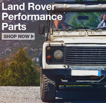 Land Rover Performance Enhancements