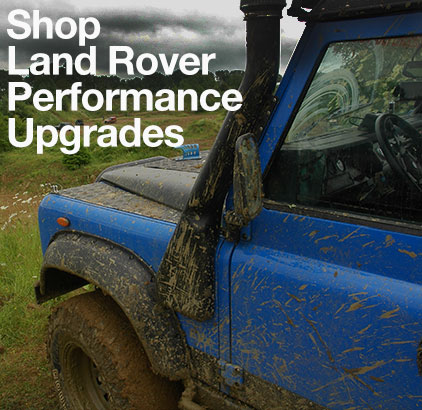 Land Rover Performance Upgrades