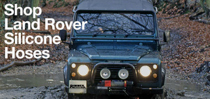 Land Rover Silicone Hoses