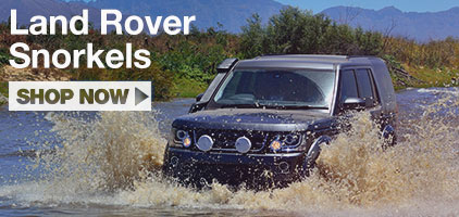Land Rover Snorkels