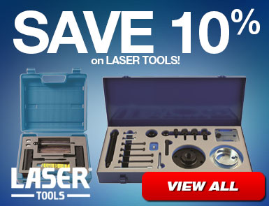 Save 10% on Laser Tools