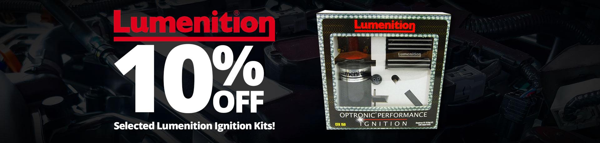 10% off Lumenition