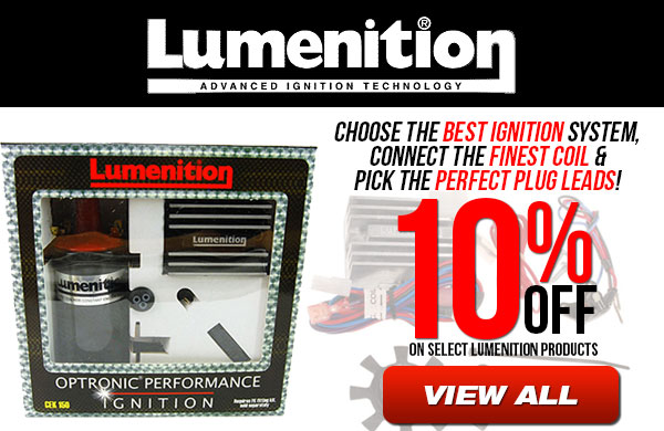 Lumenition - 10% off Select Lumenition Products