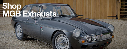 MGB Exhausts
