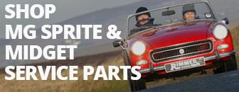 MG Midget and Austin Healey Sprite Service Parts