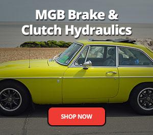 MGB Brake & Clutch Hydraulics