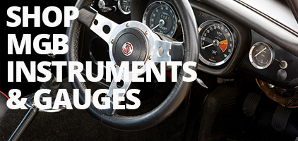 MGB Instruments & Gauges