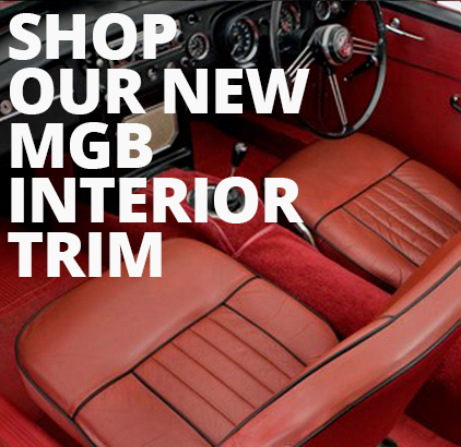MGB Interior Trim